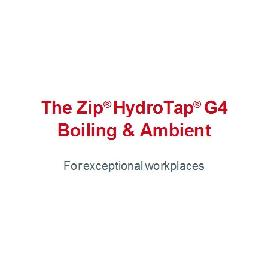 Zip G4 HydroTap Boiling & Ambient Image