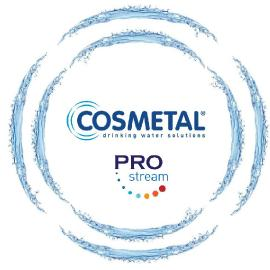 Cosmetal Boiling & Chilled Water Taps Image